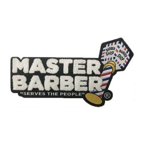 chenille-master-barber-patch