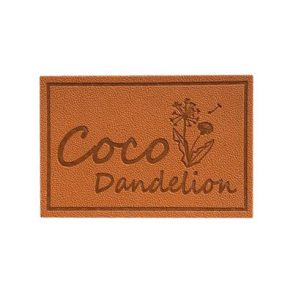 coco-dandelion-leather-patch