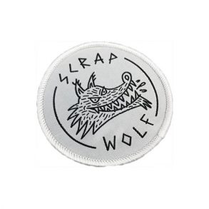 custom-wolf-woven-patch