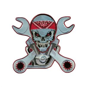 skull-biker-embroidery-patch